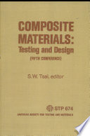Composite Materials  Testing And Design