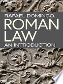 Roman Law