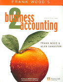 Frank Wood s Business Accounting
