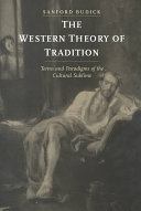 The Western Theory of Tradition