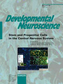 Pdf Stem and Progenitor Cells in the Central Nervous System