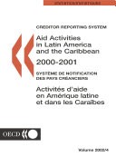 Aid Activities in Latin America and the Caribbean 2002
