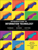 Cover of Introduction to information technology
