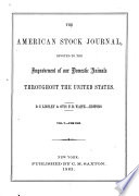 The American Stock Journal