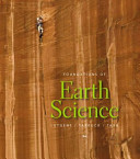 Foundations of Earth Science Pearson Etext Student Access Code Card