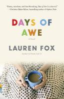 Days of Awe Pdf/ePub eBook