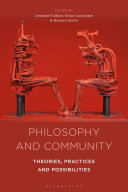 Pdf Philosophy and Community Telecharger