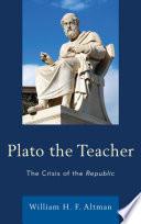 Plato the Teacher