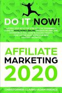 Affiliate Marketing 2020