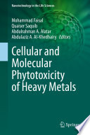 Cellular and Molecular Phytotoxicity of Heavy Metals Book