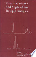 New Techniques And Applications In Lipid Analysis Book PDF