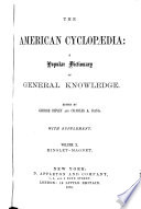 The American Cyclop  dia Book PDF
