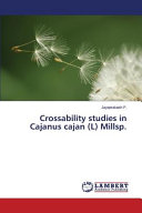 Crossability Studies in Cajanus Cajan  l  Millsp