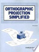 Orthographic Projection Simplified, Student Text
