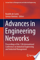 Advances in Engineering Networks