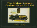 The Graham Legacy: Graham-Paige to 1932