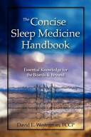 The Concise Sleep Medicine Handbook Book PDF