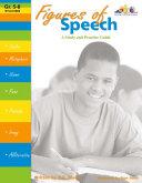 Figures of Speech Grades 5 8  eBook
