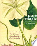 """""""Pure Magic: A Complete Course in Spellcasting"""" by Judika Illes"""