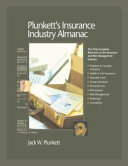 Plunkett's Insurance Industry Almanac ebook