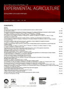 Australian Journal of Experimental Agriculture