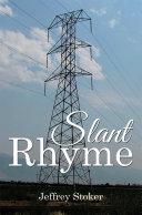 Slant Rhyme [Pdf/ePub] eBook