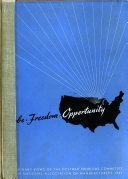 Jobs  Freedom  Opportunity in the Postwar Years