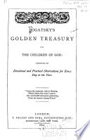 Bogatsky s Golden Treasury for the Children of God