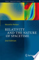 Relativity and the Nature of Spacetime Book