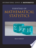 Essentials of Mathematical Statistics