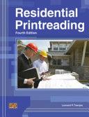 Residential Printreading Book
