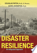 Disaster Resilience Book