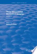 Three Dimensional Biomedical Imaging  1985