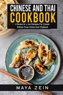 Chinese And Thai Cookbook