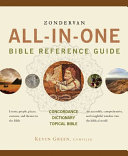 Zondervan All-in-One Bible Reference Guide Pdf/ePub eBook