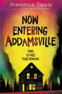 Now Entering Addamsville Book