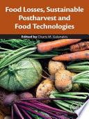 Food Losses  Sustainable Postharvest and Food Technologies