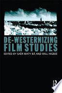 De westernizing Film Studies Book