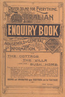 Australian Enquiry Book