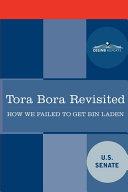 Pdf Tora Bora Revisited