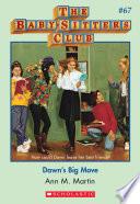The Baby Sitters Club 67 Dawn S Big Move Book PDF