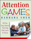 Attention Games Book PDF