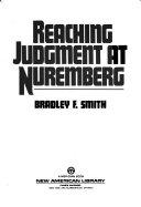 Reaching Judgment at Nuremberg