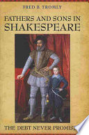 Fathers and Sons in Shakespeare Book