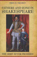 Fathers and Sons in Shakespeare