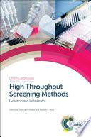 High Throughput Screening Methods Book