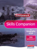 Aqa C Gcse Geography Coursework Companion