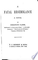 A Fatal Resemblance Book