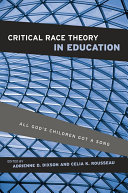 Critical Race Theory in Education ebook
