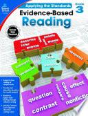 Evidence Based Reading  Grade 3